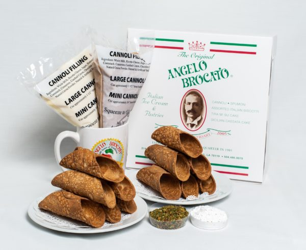 1-Dozen (12) Large Cannoli Kit